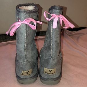Bow Boots